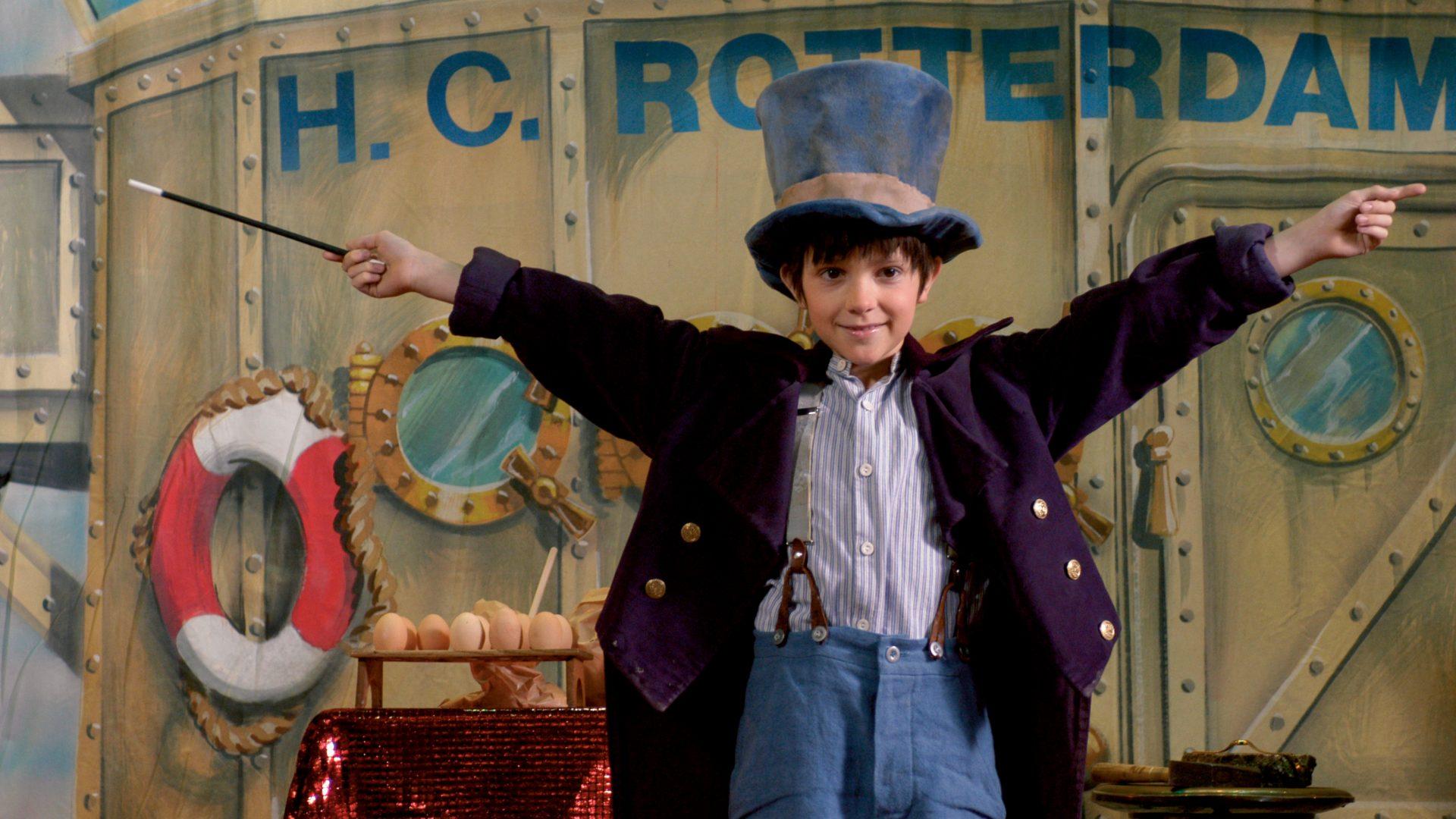 De 'Pietje Bell'-films zaten vol plezier en een geweldige cast