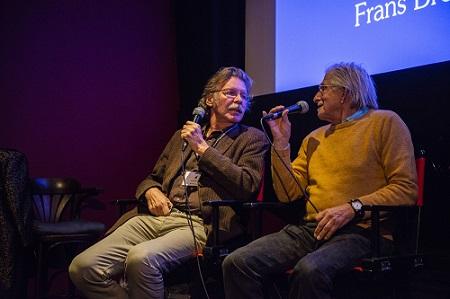 Frans Bromet, Bert Hogenkamp